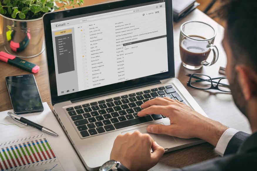 Intégration au service mail